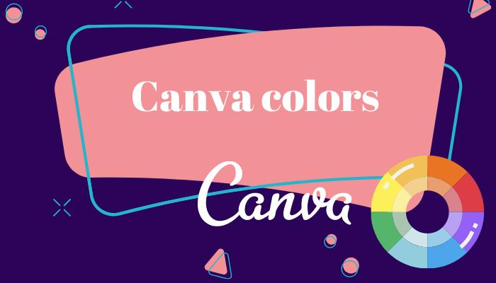 ▶️[Canva colors] – Elige la paleta de colores para tu marca