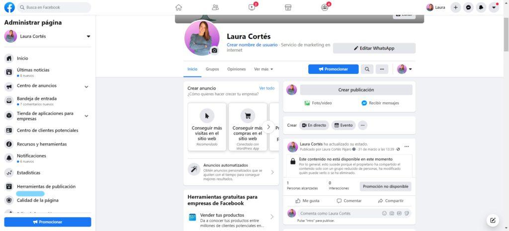 Creator Studio Facebook