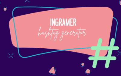 Ingramer – hashtag generator